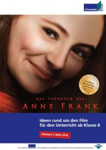 Anne Frank_Cover Unterrichtsmaterial