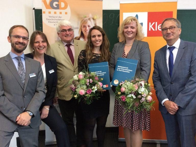 Nachwuchswettbewerb – Auszeichnung auf dem Historikertag