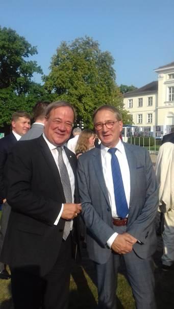 Historisch-politische Bildung aus der Sicht der Politik – Bürgerfest des Bundespräsidenten